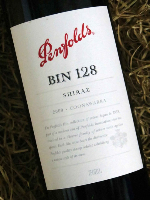 [SOLD-OUT] Penfolds Bin 128 2009