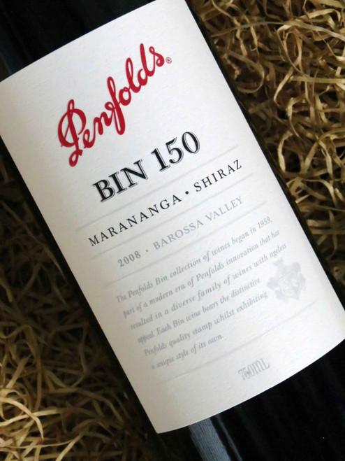 [SOLD-OUT] Penfolds Bin 150 Marananga Shiraz 2008