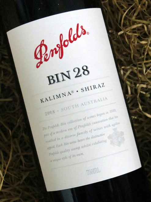 [SOLD-OUT] Penfolds Bin 28 2008