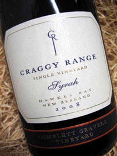 Craggy Range Gimblett Gravels Syrah 2009
