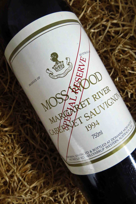 [SOLD-OUT] Moss Wood Special Reserve Cabernet Sauvignon 1994