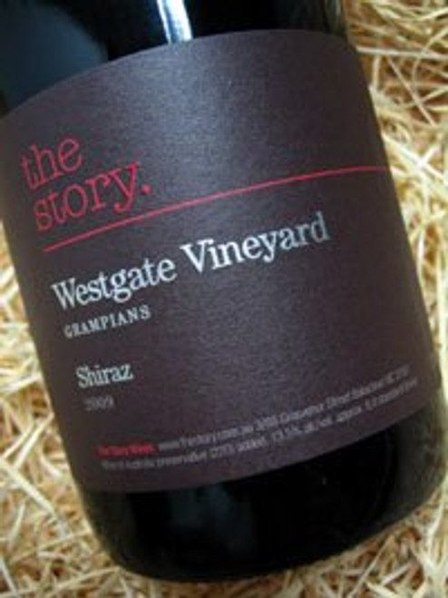 The Story Westgate Shiraz 2009