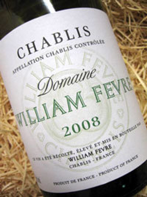 William Fevre Chablis 2008
