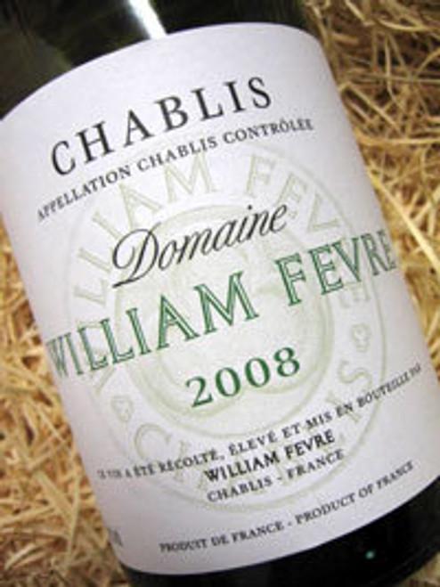 William Fevre Chablis 2008