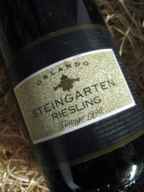 Orlando Jacobs Creek Steingarten Riesling 1998
