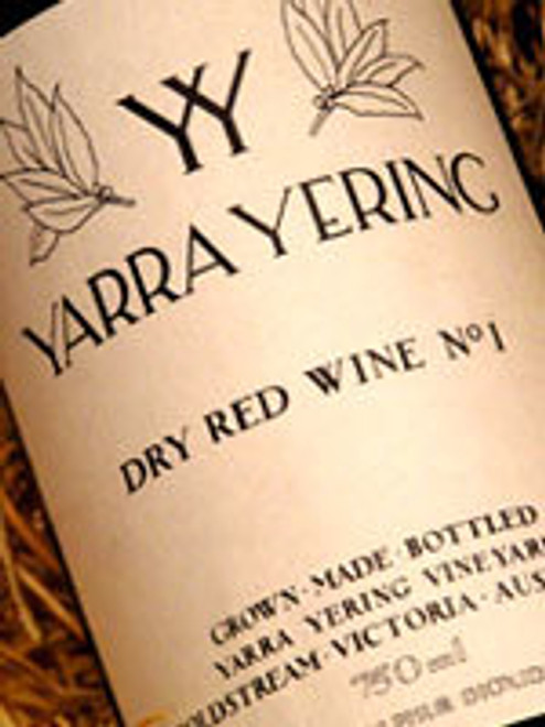 Yarra Yering Dry Red No 1 2004