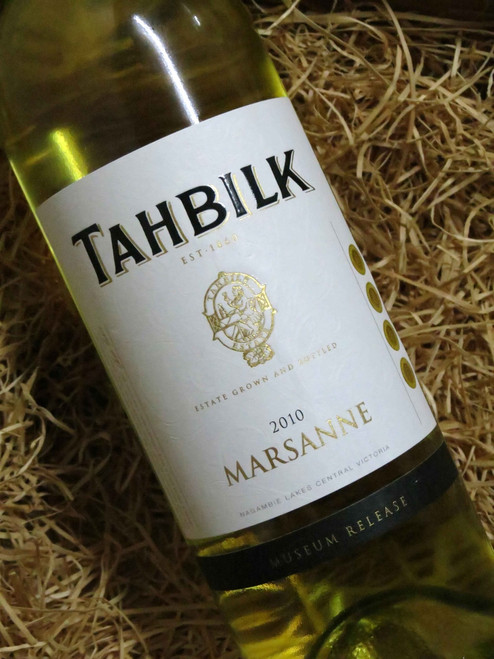 [SOLD-OUT] Tahbilk Marsanne Museum Release 2010