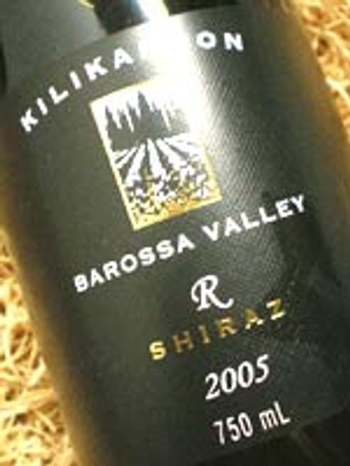 Kilikanoon R Reserve Shiraz 2006