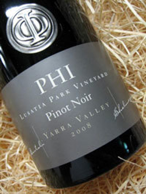 PHI Lusatia Park Pinot Noir 2008