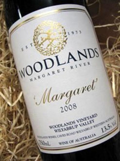 Woodlands Margaret Reserve Cabernet Merlot 2008