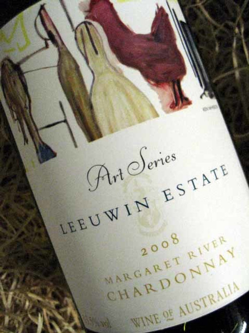 [SOLD-OUT] Leeuwin Estate Art Series Chardonnay 2008