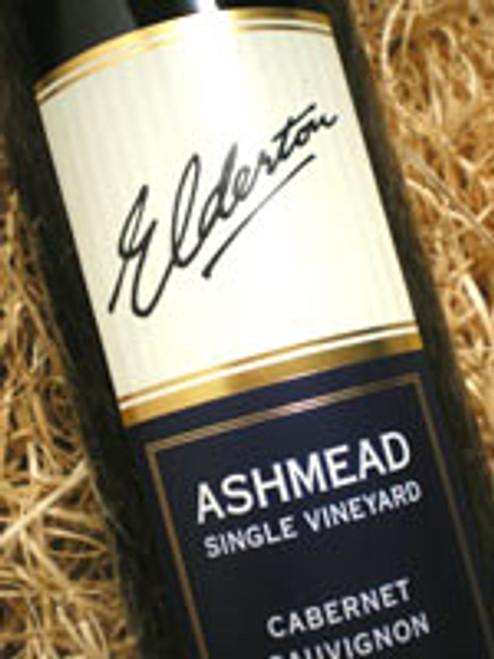 Elderton Ashmead Cabernet 2001