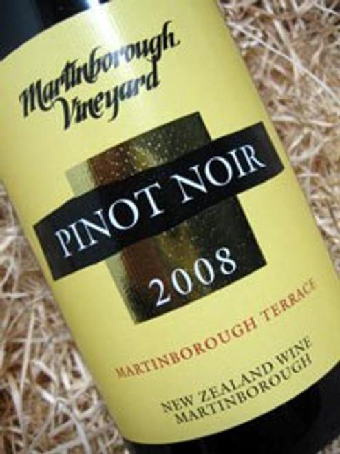 Martinborough Vineyards Pinot Noir 2008