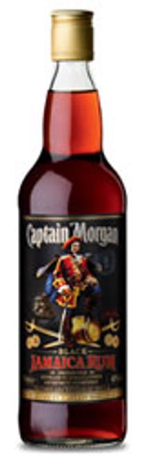 Captain Morgan Black Label Dark Rum