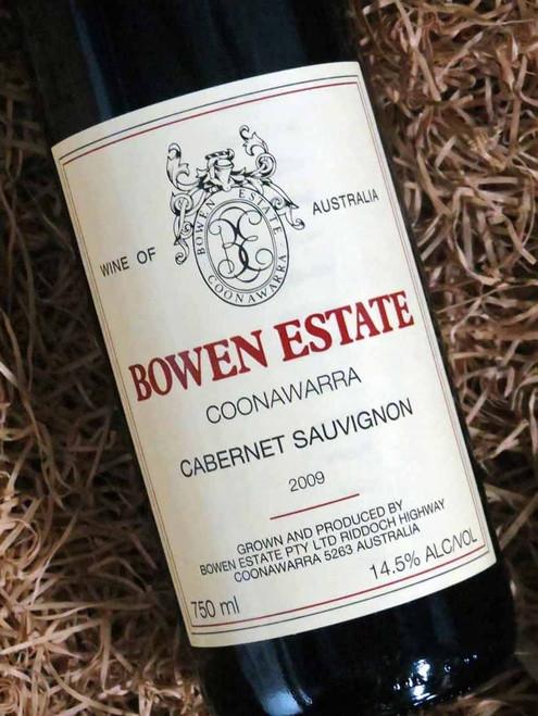 [SOLD-OUT] Bowen Estate Cabernet Sauvignon 2009