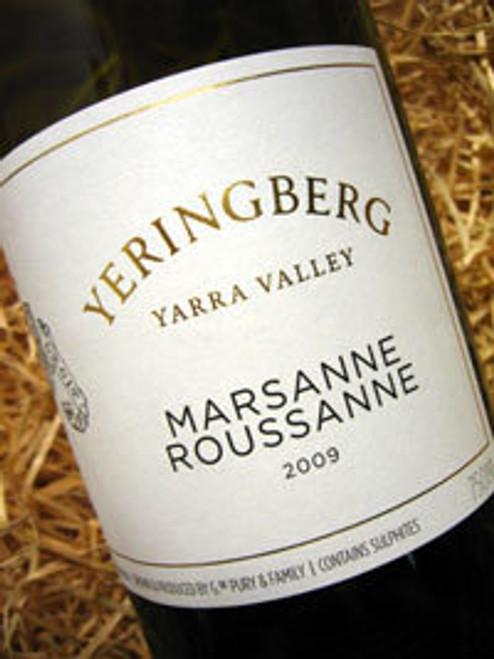 Yeringberg Marsanne Roussane 2009