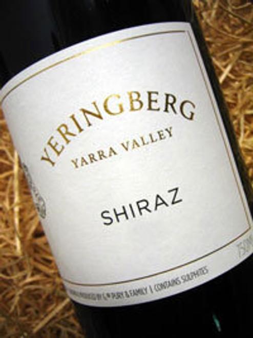 Yeringberg Shiraz 2008