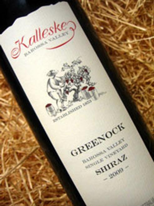 Kalleske Greenock Shiraz 2009