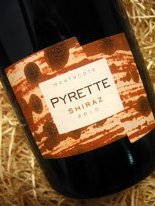 Bindi Pyrette Heathcote Shiraz 2010
