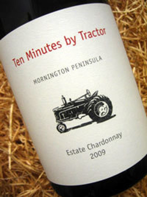 Ten Minutes By Tractor Estate Chardonnay 2009