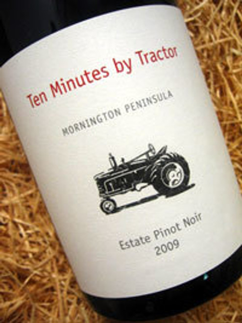 Ten Minutes By Tractor Estate Pinot Noir 2009