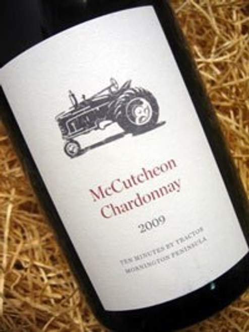 Ten Minutes By Tractor McCutcheon Chardonnay 2009