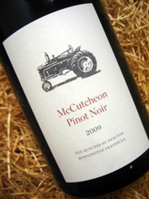 Ten Minutes By Tractor McCutcheon Pinot Noir 2009