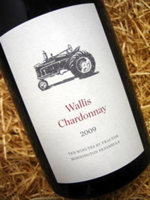Ten Minutes By Tractor Wallis Chardonnay 2009