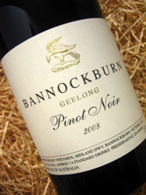 Bannockburn Pinot Noir 2008