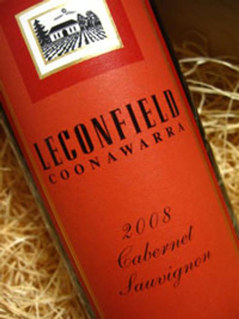 Leconfield Coonawarra Cabernet Sauvignon 2008