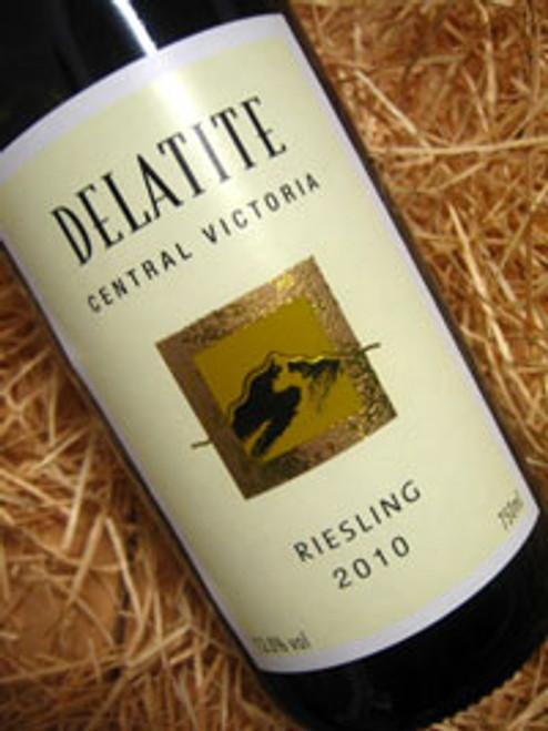 Delatite Riesling 2010