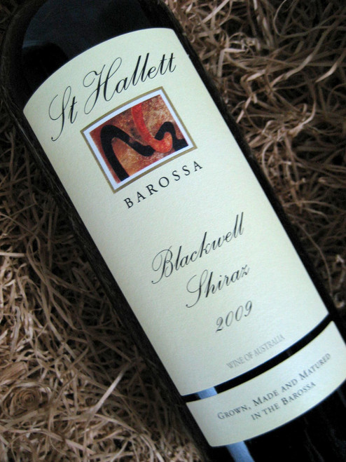 [SOLD-OUT] St Hallett Blackwell Shiraz 2009