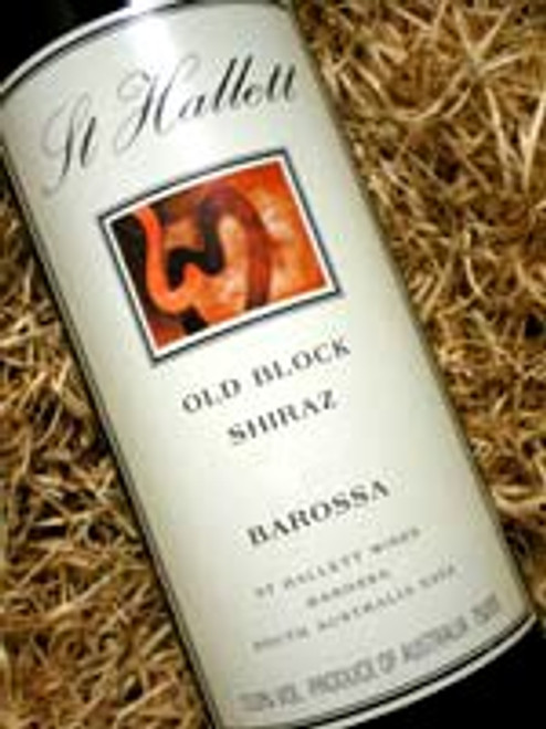 St Hallett Old Block Shiraz 2008