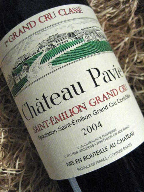 [SOLD-OUT] Chateau Pavie 2004