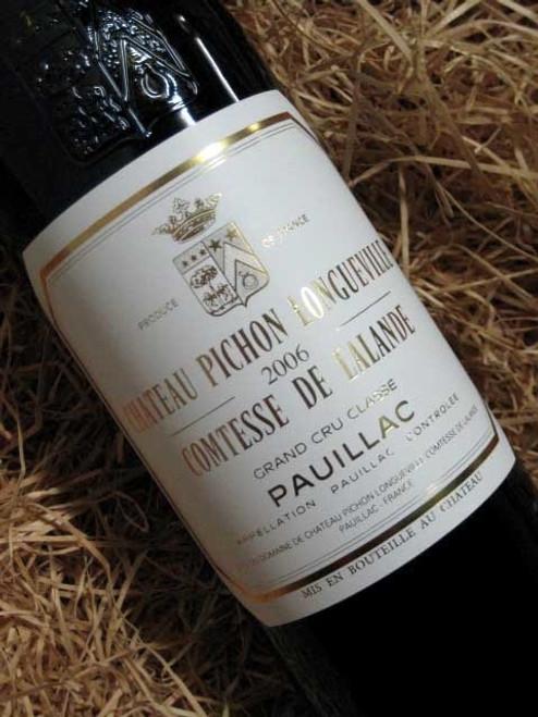 [SOLD-OUT] Chateau Pichon Longueville Comtesse De Lalande 2006