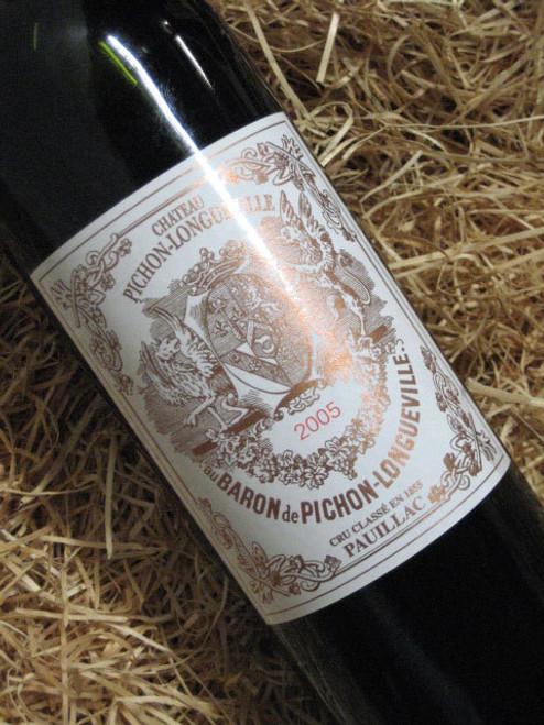 [SOLD-OUT] Chateau Pichon Longueville Baron 2005