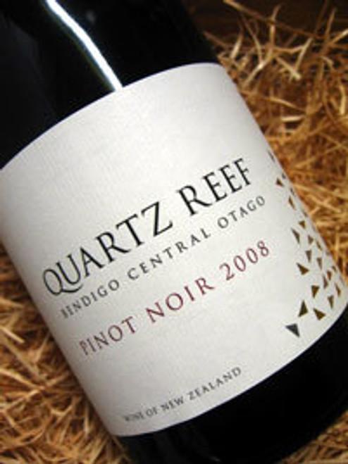 Quartz Reef Pinot Noir 2008