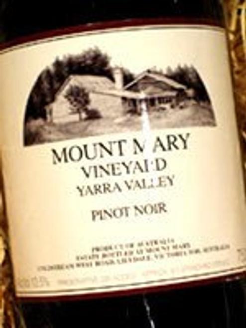 Mount Mary Pinot Noir 2001