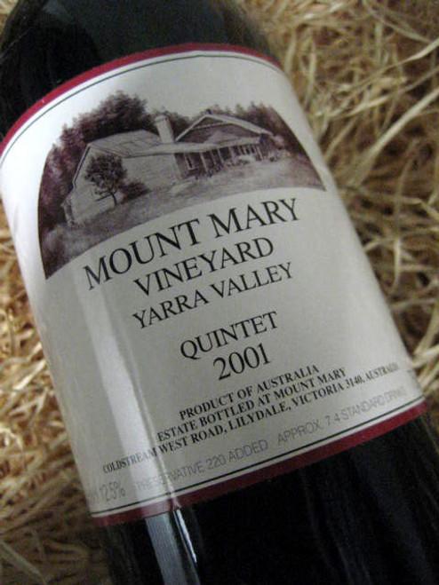Mount Mary Quintet 2001