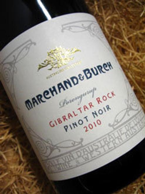Marchand & Burch Gibraltar Rock Pinot Noir 2010