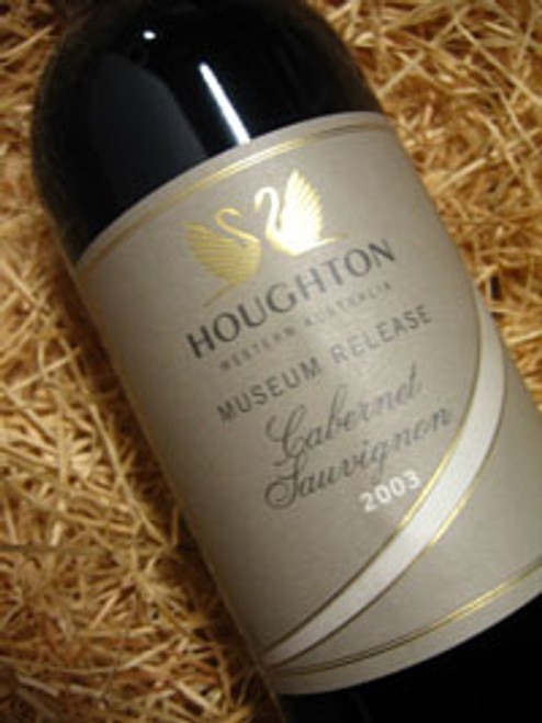 Houghton Museum Release Cabernet 2003