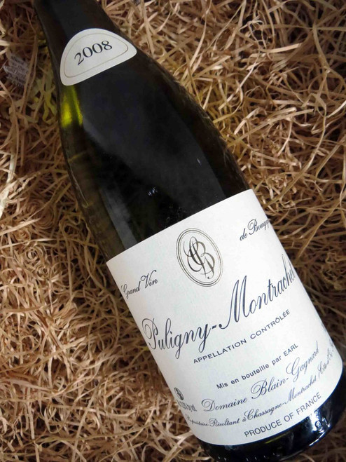 [SOLD-OUT] Blain-Gagnard Puligny Montrachet 2008