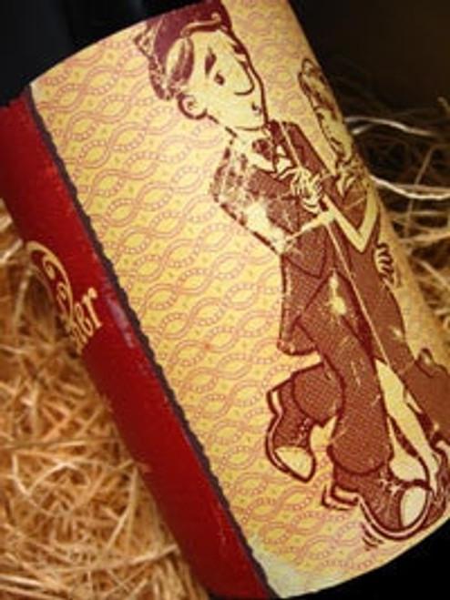 Mollydooker Two Left Feet Shiraz Cabernet Merlot 2010