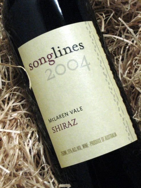 [SOLD-OUT] Songlines McLaren Vale Shiraz 2004
