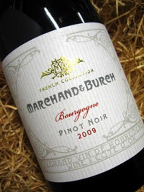 Marchand & Burch Bourgogne Pinot Noir 2009
