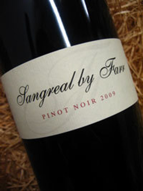 By Farr Sangreal Pinot Noir 2009