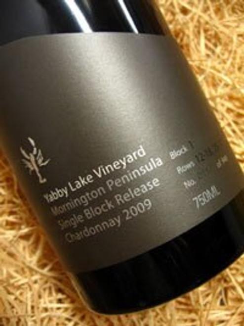 Yabby Lake Block 1 Chardonnay 2009