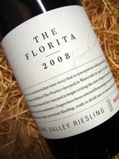 [SOLD-OUT] Jim Barry The Florita Riesling Cellar Release 2008