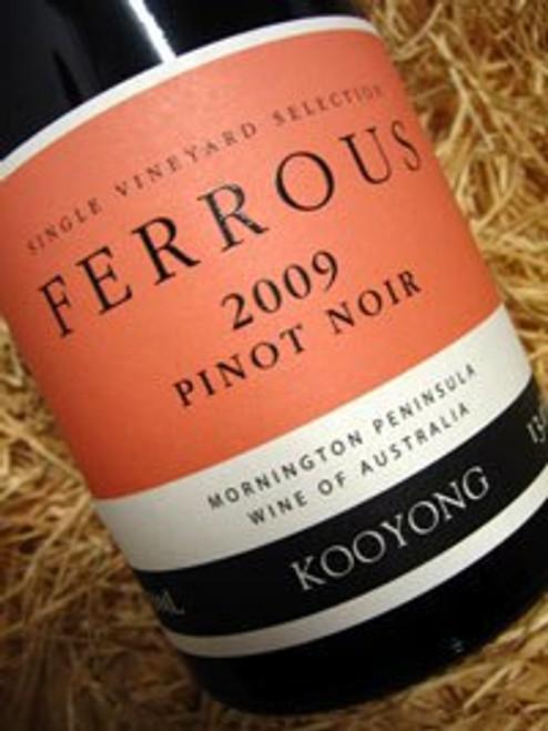 Kooyong Ferrous Pinot Noir 2009