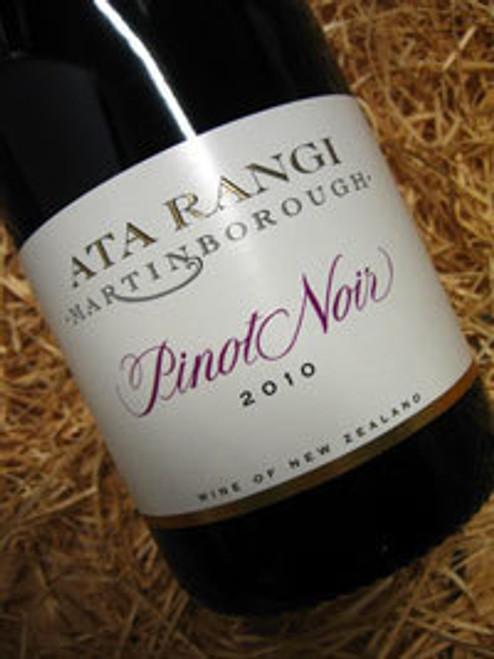 Ata Rangi Pinot Noir 2010